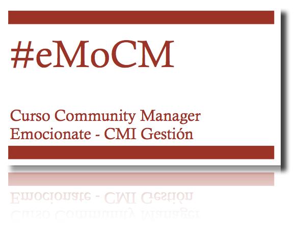 Curso CM Emociónate - CMI Gestión