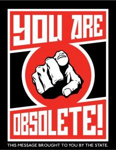 Estás obsoleto